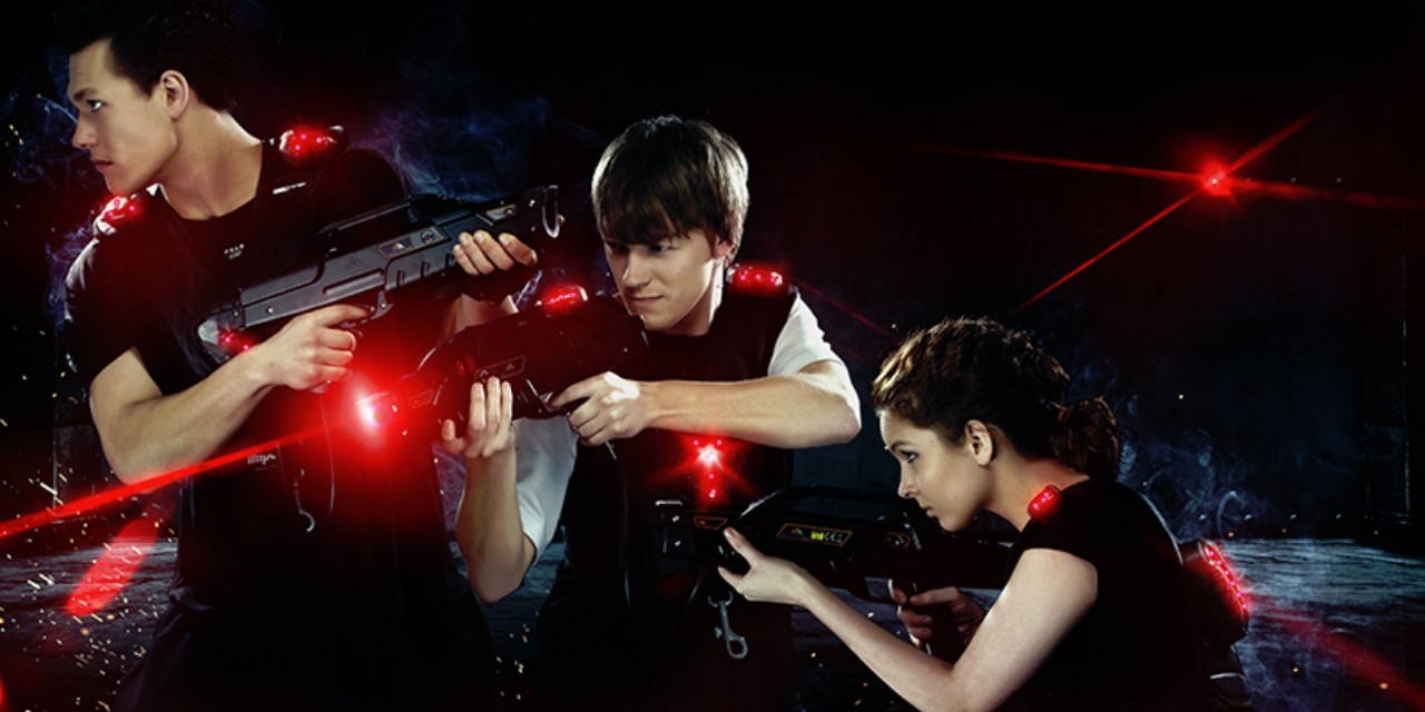 Nejlepší laser game vPraze!