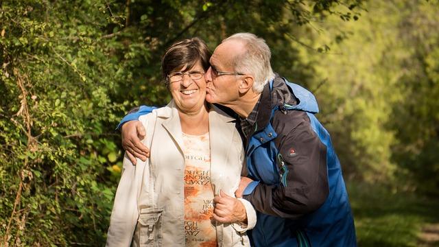 stáří a láska