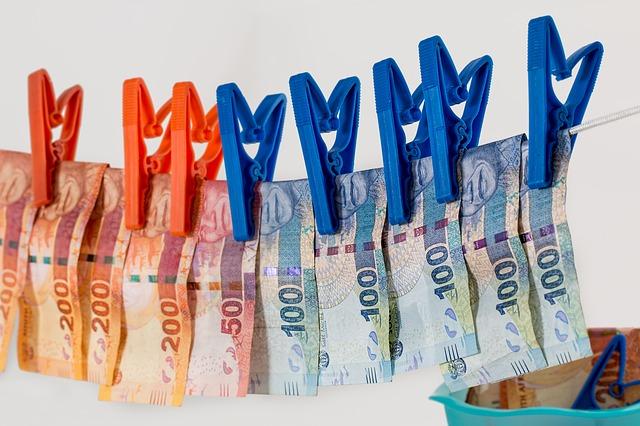 praní peněz