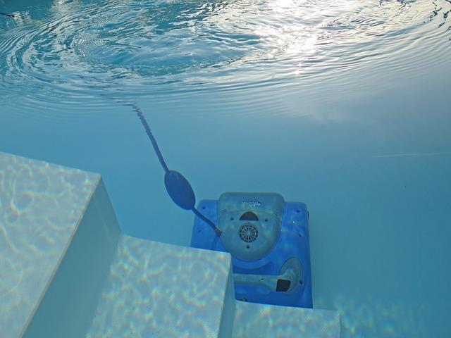 robotové čištění