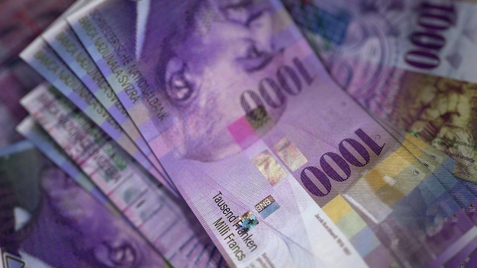 tisíce franků